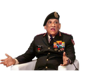 General Intelligence Bipin Rawat's New Eyes and Ears