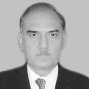 Lt. General (Retd) Naeem Khalid Lodhi