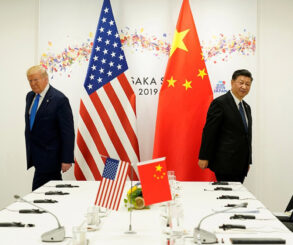 US-China Tussle amid COVID-19: Future of US Hegemony