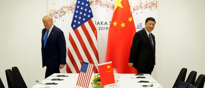 US-China Tussle amid COVID-19: Future of US Hegemony