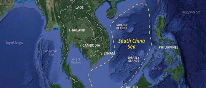 South China Sea: A Geopolitical Tinderbox