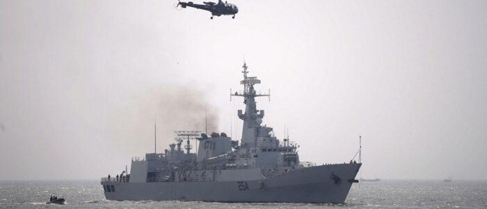 Analysing Pak-Turk Joint Naval Exercises 'Turgutreis' (I-V)