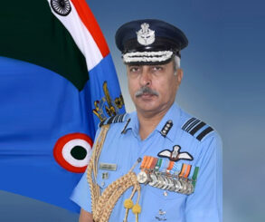Air Marshal Rajesh Kumar, India's 11th Strategic Forces Command Chief