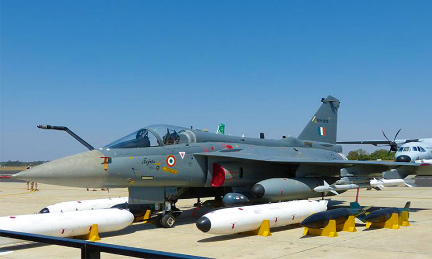 Tejas FOC version of Indian air force