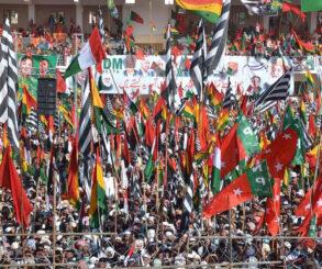Infrapolitics in Pakistan