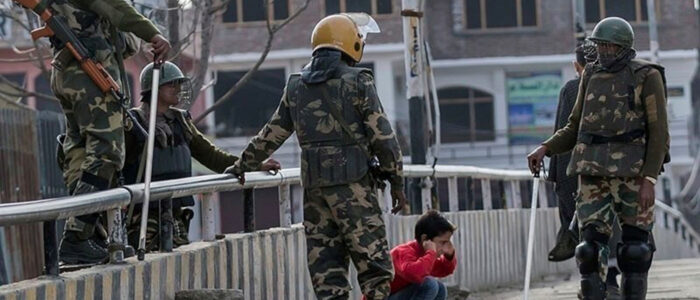 Psychological Warfare: How the Military Creates Fear in Everyday Life in Kashmir