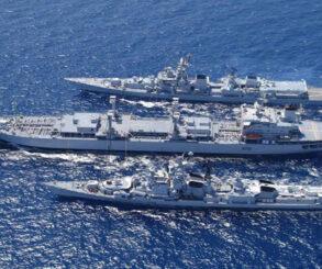 Indian Navy Eyes Enhanced Air Traffic Surveillance of the Arabian Sea