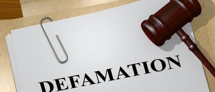 Decriminalising Defamation
