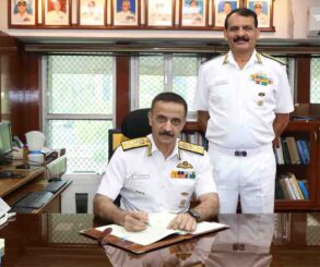 Leadership Reshuffling in the Indian Navy