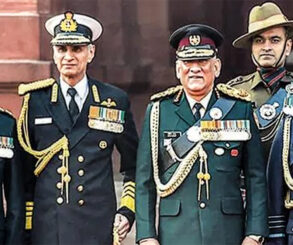 Key Appointments in India's Department of Military Affairs