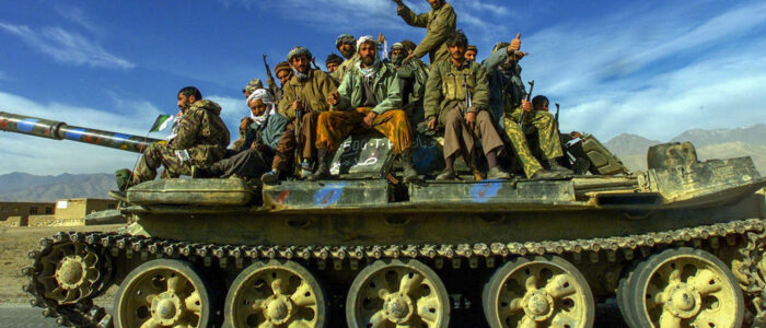 Taliban's Cakewalk to Kabul and the New Strategic Geography