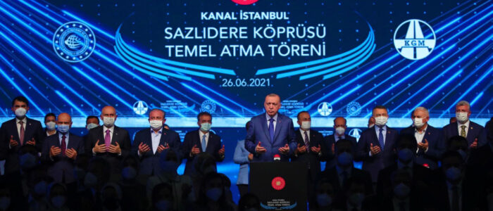 Istanbul Canal and the Bosporus Strait: A Controversy Well-Played